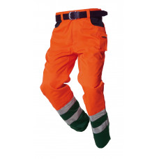 Worker EN471 Bi-color TWE3001 Orangreen